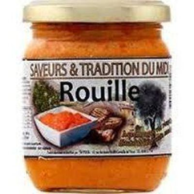 Caviar de tomate, bocal de 190g - SAVEURS ET TRADITION DU MIDI