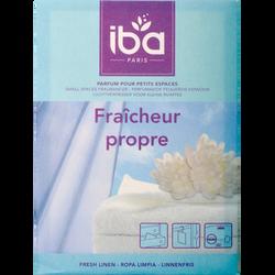 Enveloppe parfumée pour petits espaces Fraîcheur Propre IBA