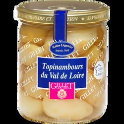 Topinambours du Val de Loire GILLET CONTRES, pot en verre de 260g