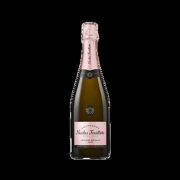Nicolas Feuillatte Champagne Rosé Nicolas Feuillatte Grande Réserve, 75cl