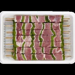 Brochette de porc, BIGARD, France