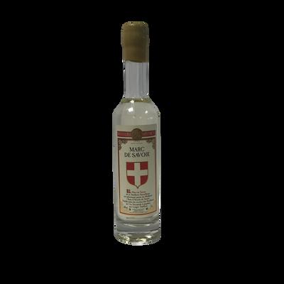 Marc de Savoie 40%, bouteille de 35cl
