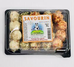 Savourin, 20 pièces, La ferme de la Sablonnière