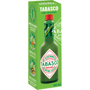 Tabasco Sauce Pimentée Verte Tabasco Maille, Pot De 60ml