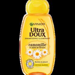 Shampoing à la camomille et au miel de fleurs pour les cheveux blondsULTRA DOUX, 250ml