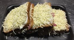 CROQUE JAMBON FROMAGE 2+1OFFER