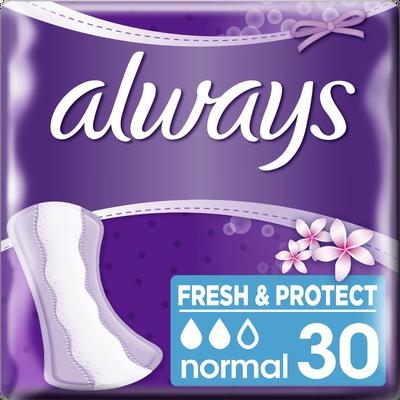Protèges slip Freshness normal ALWAYS, x30