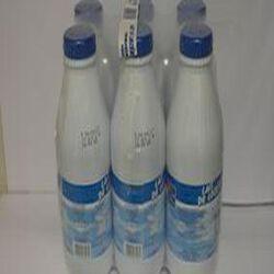Lait de Lozère bouteille demi-écrémé UHT, 6x1l