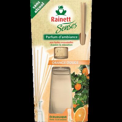 Parfum d'ambiance senses orange douce RAINETT, 90ml
