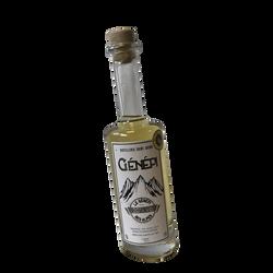 Genepi des Alpes IGP 30%, bouteille de 35cl