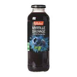 Pur Jus de Myrtille Sauvage bio Vitagermine 50cl