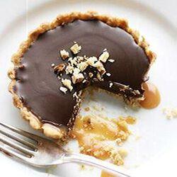 Tartelette Choco/Caramel X2