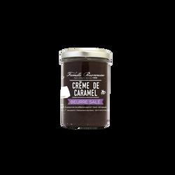 Crème de caramel miel et fleur de sel FAMILLE PERRONNEAU, 250g