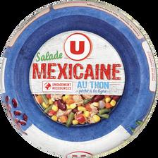 Salade mexicaine au thon U, bol de 250g