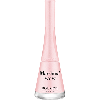 Vernis à ongle 1s 15 - marcha'wow BOURJOIS, 9ml