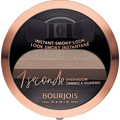 Ombre à paupière 1 seconde eyeshadow 07 stay on taupe BOURJOIS, nu, 3g