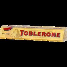 Chocolat au lait TOBLERONE, 3x50g