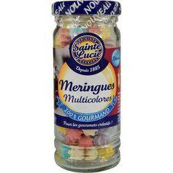Décors en sucre multicolores Sainte Lucie, 35g
