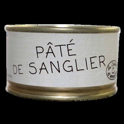 Pâté de sanglier LA CUISINE D'ANNETTE, 130g