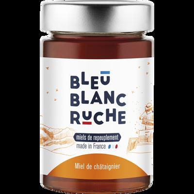 Miel de chataignier BLEU BLANC RUCHE, 250g