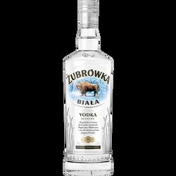 Vodka Biala ZUBROWKA, 37,5°, bouteille de 70cl