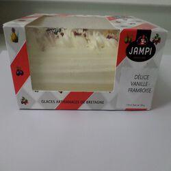 Délice vanille-framboise, JAMPI, 1145ml
