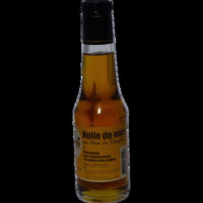 Huile de noix du Dauphiné NICONOIX, bouteille de 25cl