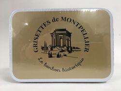 Les Grisettes de Montpellier - Le Bonbon Historique - 250G