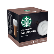 Starbucks Starbucks By Dolce Gusto Cappuccino, X12, 120g