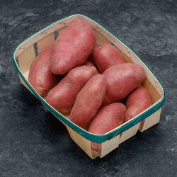 Pomme de terre Chérie, de consommation à chair ferme, calibre 28/45mm,catégorie 1, France, barquette 1kg