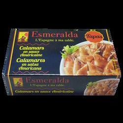 Calamar sauce à l'américaine ESMERALDA, 120g