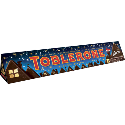 Barre au chocolat noir TOBLERONE 360g