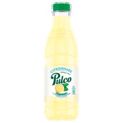 PULCO citronnade citron & menthe, bouteille en plastique de 1l