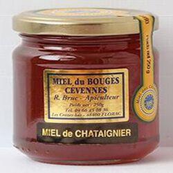 Miel de châtaignier du Bouges Cévennes, 250g