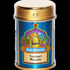 Mélanges d'épices indiennes Tandoori massala RAAJMAHAL, 50g