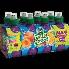 Fruit shoot multivitaminé TEISSEIRE, 8 bouteilles de 20cl