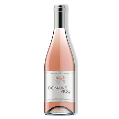 Vin rosé de Corse CVT AOP Domaine Vico HVE3, 75cl