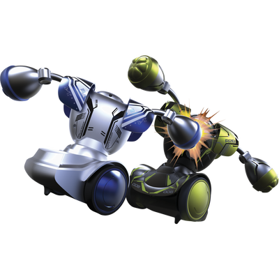 Robot combat bi-pack