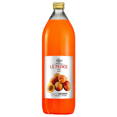 Nectar d'abricot Bergeron THOMAS LE PRINCE, 1 litre