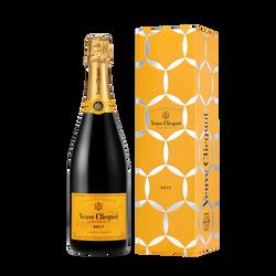 Champagne Brut VEUVE CLICQUOT 75cl +étui
