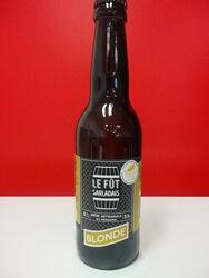Le Fût Sarladais, Bière artisanale blonde,33cl