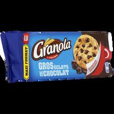 GRANOLA extra Cookies chocolat , 276g