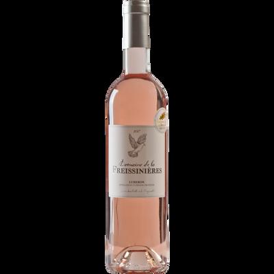 Lubéron AOP rosé domaine de la Freissinières, 75cl