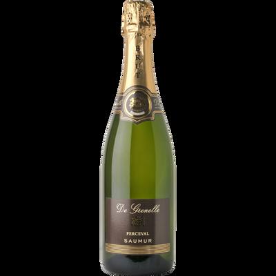 """Vin brut Saumur """"PERCEVAL DE GRENELLE"""", bouteille de 75cl"""