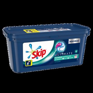 Skip Lessive 3en1 Hygiène Skip 26 Capsules 0,702kg