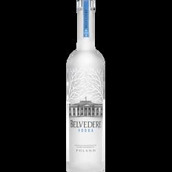 Vodka BELVEDERE, 40°, bouteille de 70cl