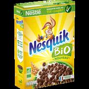 Nestlé Céréales Bio Nesquik Nestle, 375g