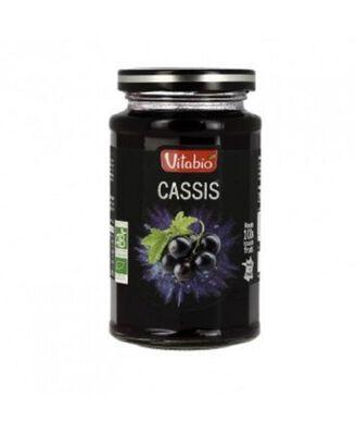 Confiture Bio Cassis Vitabio 290g