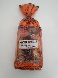 CANISTRELLI CHAT/NOIX 350G