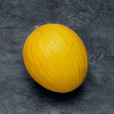 Melon jaune, calibre 1,5/2kg, Brésil, la pièce